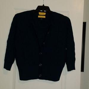 St. John sweater set